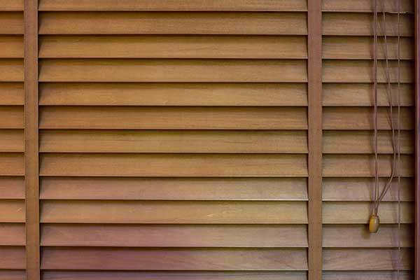 Faux Wood | Contra Costa Windows Blinds